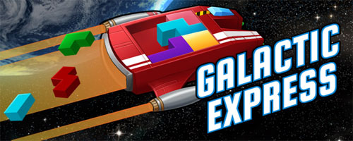 بازي Galactic Express براي PC